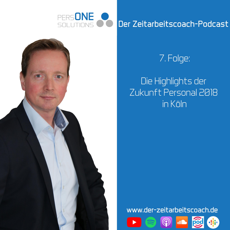 Die Highlights der Zukunft Personal 2018 in Köln